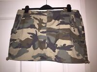 Bench camouflage skirt,new