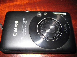 Canon SD 780 IS Digital Elph