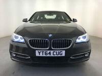 2014 BMW 520D LUXURY AUTO DIESEL SAT NAV £30 ROAD TAX 1 OWNER SERVICE HISTORY