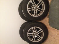 4winter tires for sale with rims
