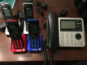 Landline/Bluetooth phone
