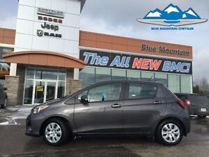 2015 Toyota Yaris LE  ACCIDENT FREE, BLUETOOTH, FUEL SAVER