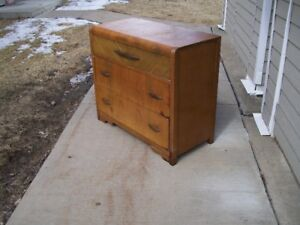 Commode Bureau Antique.
