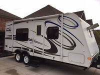 2008 Fleetwood Orbit 21 $10995 - Will take sled as partial trade