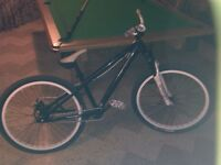KHS dirt jumper bike