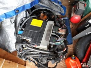 119 hp motor no bottom end power trim and lift all there lots of