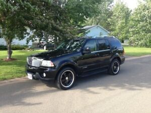 2003 Lincoln Aviator Kitty Hawk AWD
