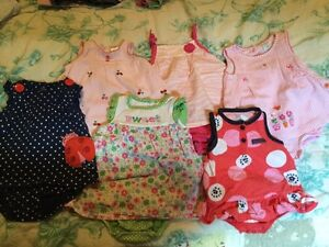 3-6 month Baby girl dresses - carters London Ontario image 1
