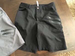 2 pairs of men's size 34 Lululemon shorts