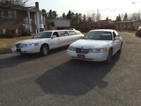 1998 Lincoln Town Car Executive Berline