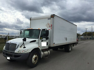 International Durastar 4300 Truck and Business for Sale