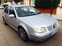 Vw Bora 1.9 Tdi sport 6 speed manual