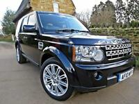 2010 LAND ROVER DISCOVERY 4 3.0 TDV6 AUTO HSE. 7 SEATS !! GREAT SPEC !!
