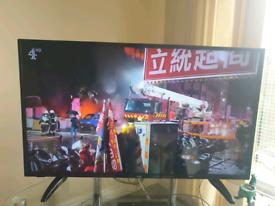 """43"""" Bush Smart 4K LED HDR TV"""