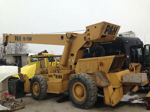1978 P&H Rough Terrain Hydrolic Crane