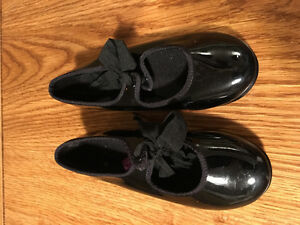 Tap Shoes Girls size 9
