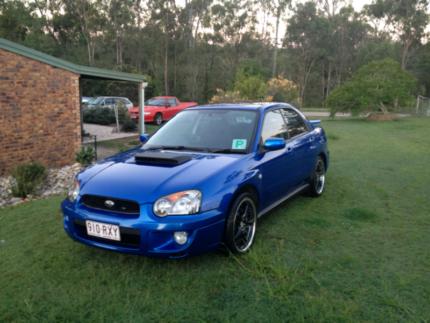 Subaru wrx Lake Clarendon Lockyer Valley Preview