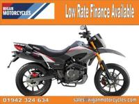 2016 KEEWAY TX125 SUPERMOTO MODEL WITH 2 YEARS WARRANTY