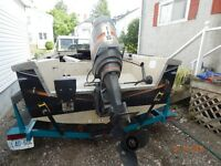 115 HP Mariner Outboard motor - Works great