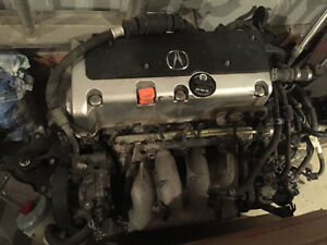 2005-06Acura RSX type s engine and trans