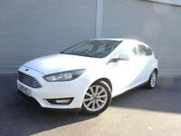 FORD FOCUS 1.6 TITANIUM DIESEL 65 2015 GOOD AND BAD CREDIT CAR FINANCE AVAILABLE