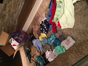 Baby boy clothes $15 for lot