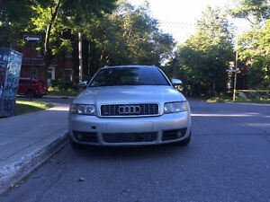 2005 Audi S4 carbon Wagon