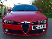"""Alfa Romeo 159 ti alloys 19"""" leather seats"""
