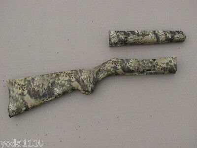 Ruger 10 22 Kryptec Camo Rifle Takedown Stock Factory Forearm Buttstock Blemish