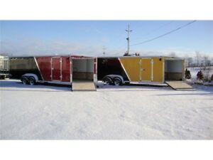 Miska Trailer Factory stocks a Wide Range of Snowm