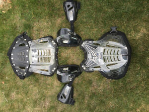 Fox airframe chest protector