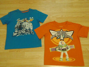 Boys T-Shirts (Size 4T) - Lot # 8