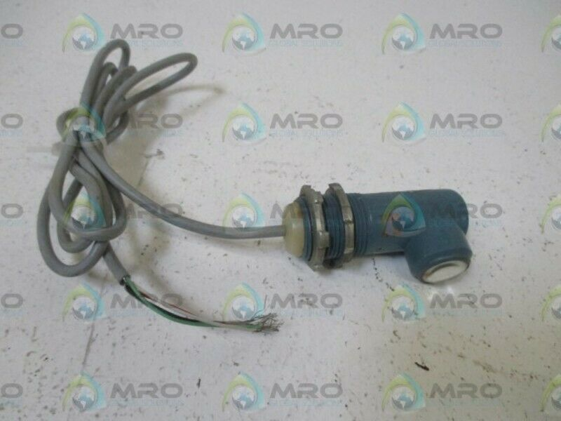 GENERAL ELECTRIC 3S7505 SS823G6 PHOTOELECTRIC SENSOR * USED *