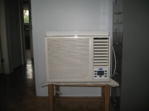 Climatiseur de fenêtre - Window air-conditioner