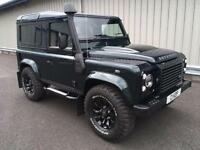2016 65 LAND ROVER DEFENDER 90 2.2 TD XS STATION WAGON AUTOBIOGRAPHY DIESEL