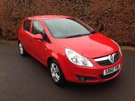 Vauxhall/Opel Corsa 1.2i 16v ( 85ps ) ( a/c ) 2010.5MY Energy