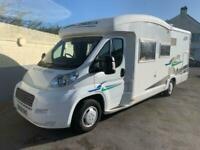 Chausson Allegro 94 3 berth fixed electric bed DIESEL MANUAL 2008/08
