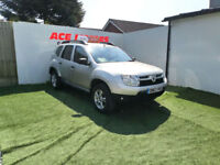 2013 63 DACIA DUSTER 1.5dCi 110 AMBIANCE 5 DOOR 4X2,ONLY 36000 MILES WITH FSH