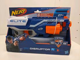 Brand New Nerf Elite Disruptor