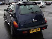 2005 CHRYSLER PT CRUISER 2.2 CRD Limited 5dr