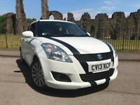 2013 (13) Suzuki Swift 1.2 ( 93bhp ) SZ4, 12 MTHS MOT , Cheap Car