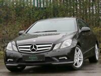 2009 Mercedes-Benz E Class 3.5 E350 CGI BlueEFFICIENCY Sport G-Tronic 2dr Coupe