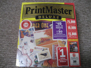 Print Master Software Program