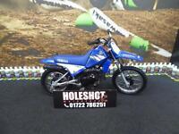 Yamaha PW 80 Kids Motocross bike
