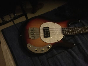 Looking to trade music man copy bass for keyboard