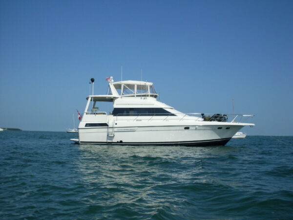 Used 1991 Silverton Marine 460 Flybridge