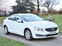 2013 (63) Volvo S60 1.6 D2 Business Edition. Navigation. DAB Radio.