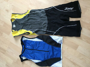 Zoot Triathlon Cycling Suit