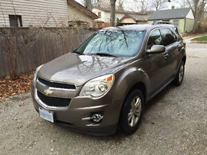 2010 Chevrolet Equinox 2XL SUV, Crossover