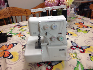 """"""" Reduced"""" Kenmore 2 Needle 3/4 Thread Serger, Now Only $100.00."""